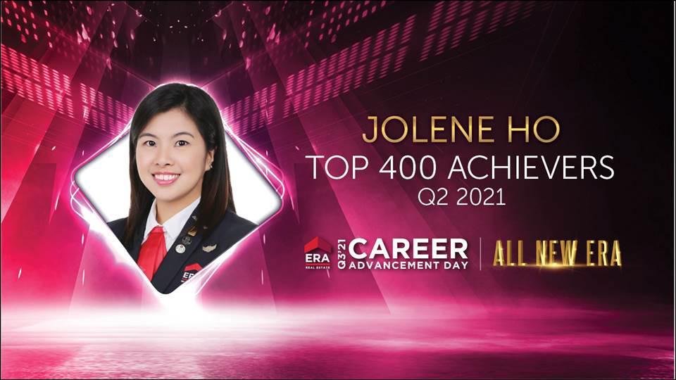 ERA Top 400 Achievers Q2 2021