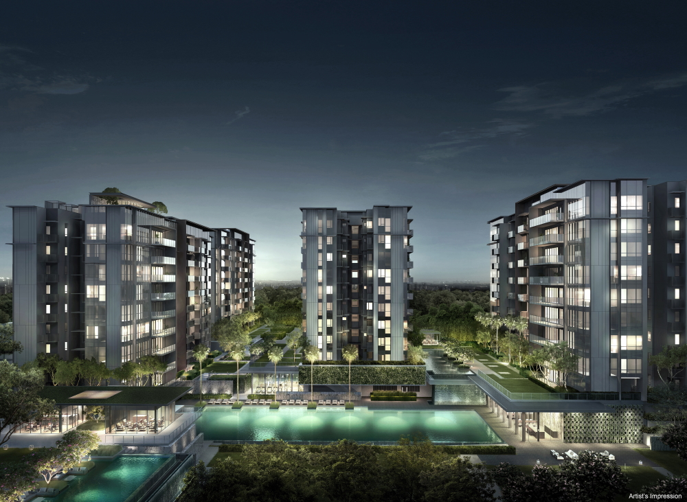Forett at Bukit Timah is a new launch Freehold residential condominium